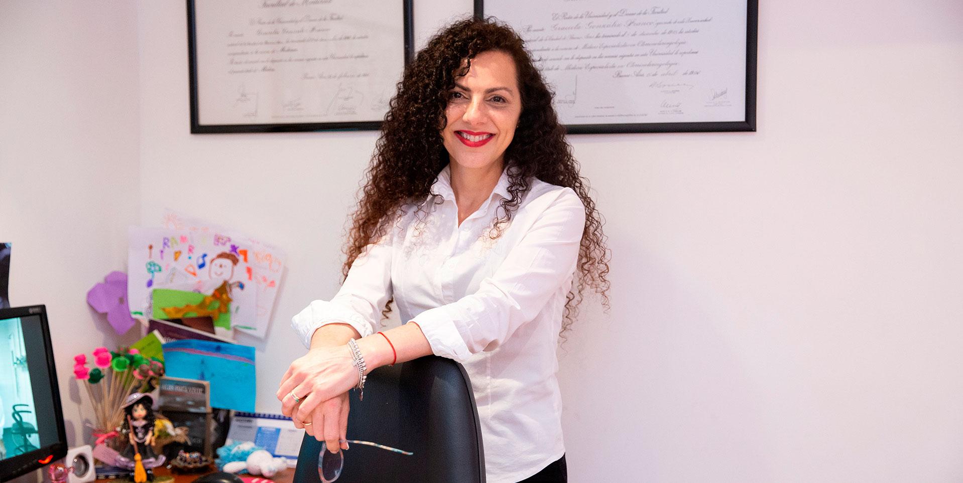 destacada Graciela González Franco