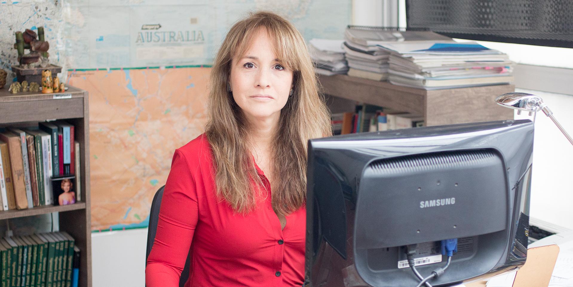 destacada Laura Quiñones Urquiza