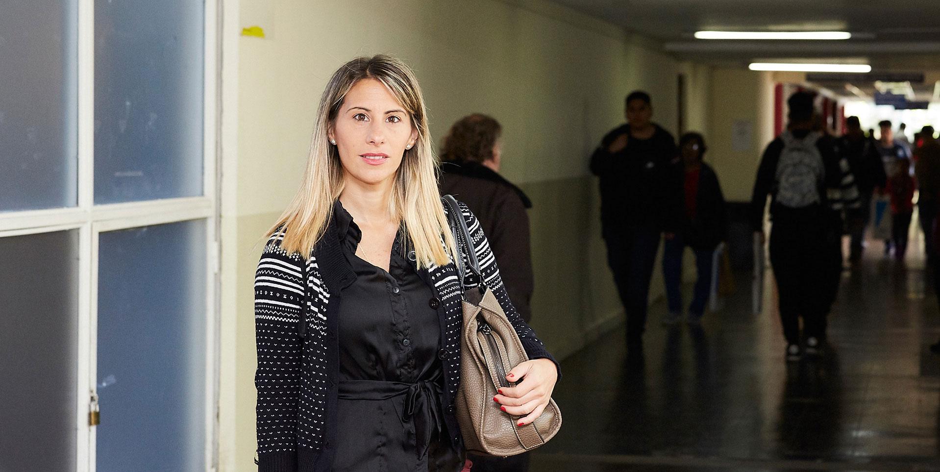 destacada Mariela Falciola Marichal